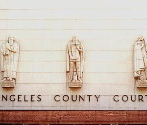 los angeles county court case